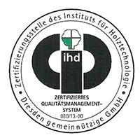 ISO9001-2013 Zertifikat