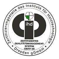 ISO9001-2001 Zertifikat