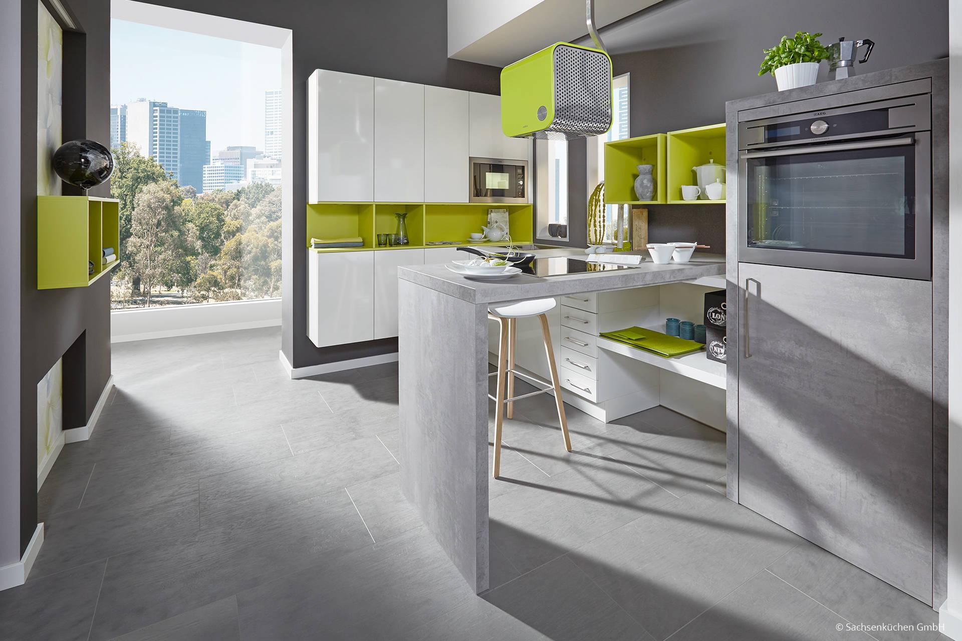 Küchenstudio Alexa
