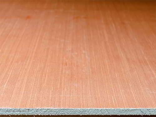 Sperrholzplatte