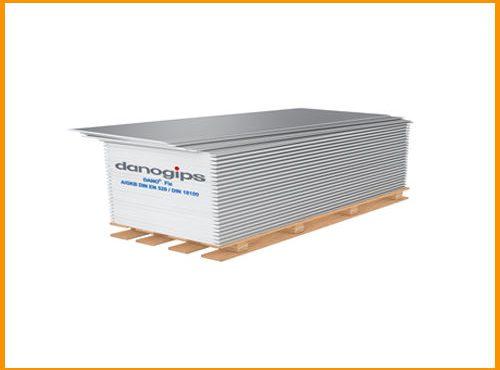 Gipskarton Baupfixplatte