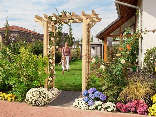 Entrada Gartenportal
